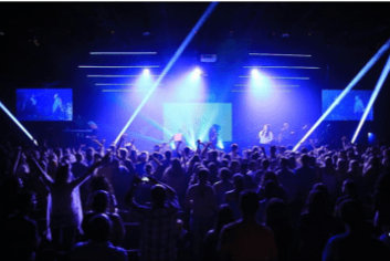 over 5,000 campers + 1,425 students coming to Jesus for the first time!